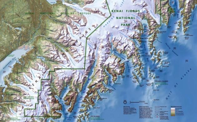 14 - Kenai Fjords