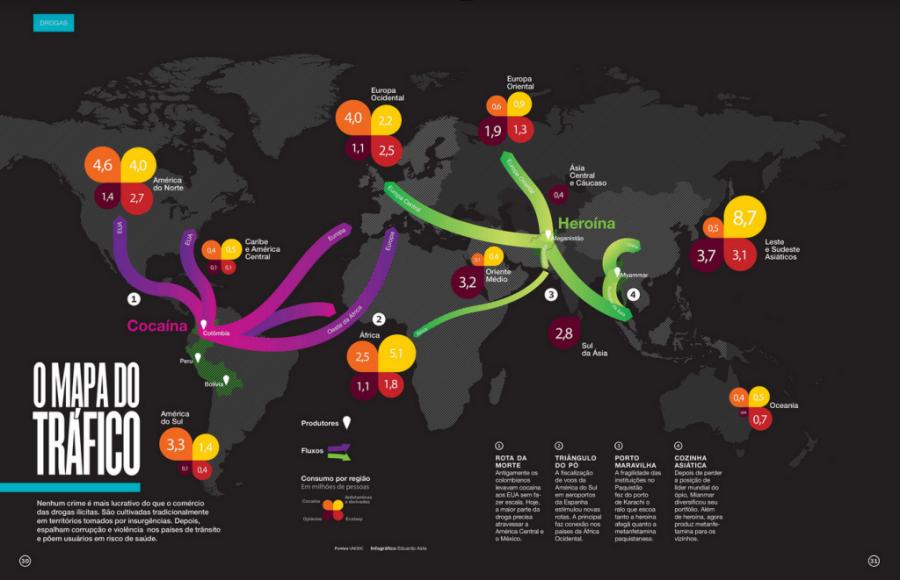 Asta Mapa do Trafico